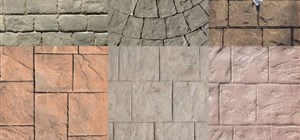 How to Pick the Right Color for Your Stamped Concrete