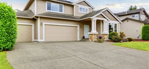 Can a Concrete Driveway Boost Your Home's Curb Appeal?