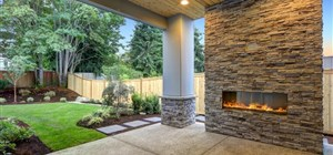 How to Determine the Proper Concrete Patio Size