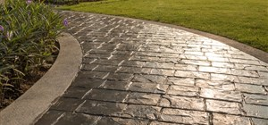 Using Stamped Concrete to Express Your Personal Style